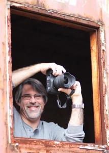 Steve Kinney portrait shot